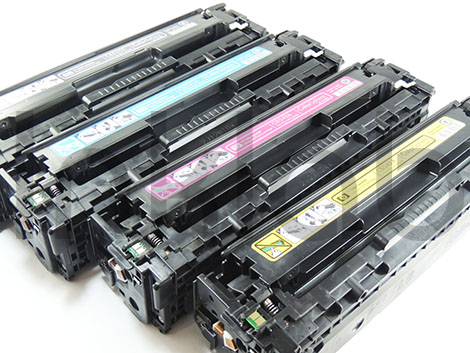 Compatible Toner Cartridge CC530A CC531A CC532A CC533A for